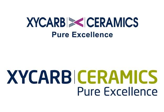 Nieuwe huisstijl voor Xycarb Ceremics