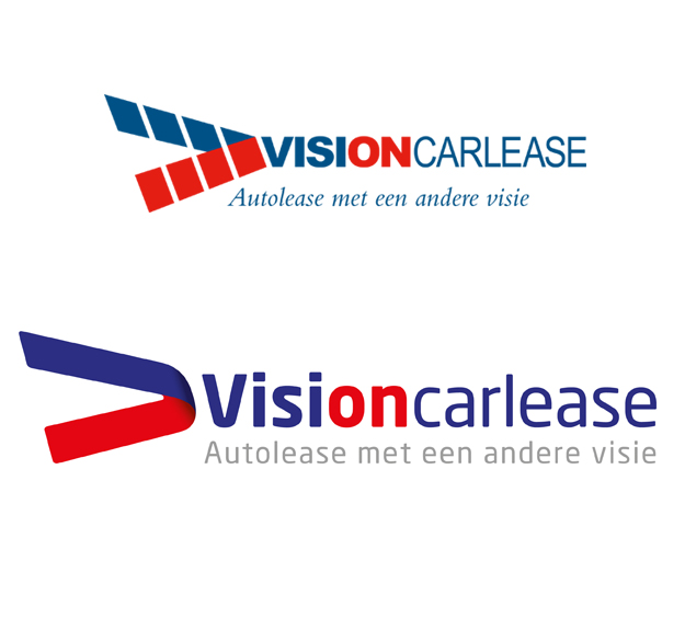 Restyling logo Vision Carlease