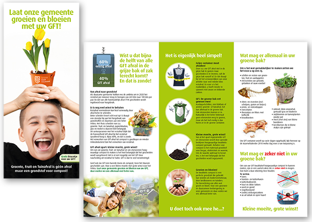 Succesvolle campagne voor de gemeente Edam Volendam